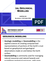 Britmindo Group Coal Geological Modelling Kartika Dh