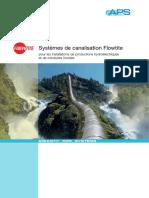 Pour Installations Productions Hydroelectriques Conduites Forcees Aps France