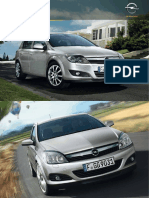 Opel Astra Family (Информация)