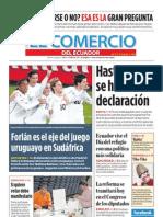 El Comercio del Ecuador Edición 221
