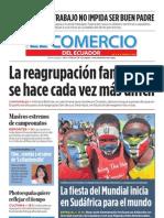 El Comercio del Ecuador Edición 220