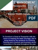 Mega Thar Canal