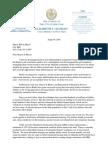 Elizabeth Crowley's letter regarding Maspeth Homeless Shelter