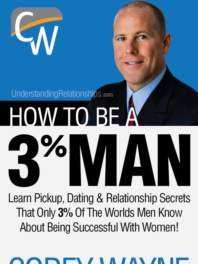 Imagini pentru how to be a 3% man
