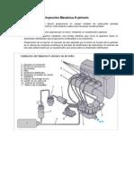 Inyeccion Mecanica K-Jetronic
