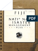 Fiji National Disaster Management Plan 1995