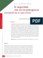 Gestion Seguridad Paciente 2011