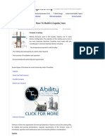 Cupola Furnace Mechanical Engineering