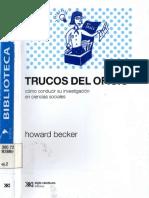 Trucos Del Oficio