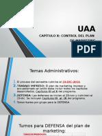 11_Control Del Plan de Marketing