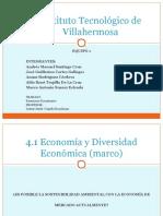 Escenario Economico EXPO