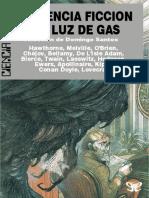 [Ciencia Ficcion - Grandes Exitos (Ultramar) 97] Santos, Domingo - La ciencia ficcion a la luz de gas [16860] (r1.1).epub