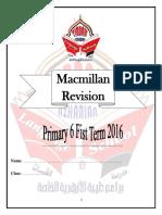 Macmillan Revision 6