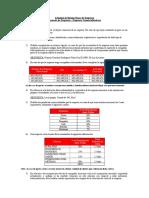 Cuestionario comercializadoras. 2015 BANCO DE VENEZUELA