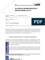 Examen Final Modulo Administración