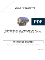 Modele Cahier Charges Elaborer Plu