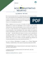 TEXTO FINAL SILENCIO ADMINISTRATIVO.docx