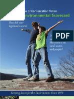 2010 Environmental Scorecard