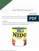 _ Como Hacer Pesas Caseras _ - AA.vv