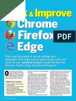 Hack & Improve Chrome - Firefox
