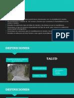 Taludes- Expo Geotecnia
