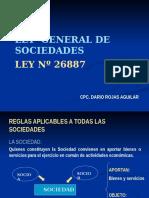 Ley General de Sociedaes