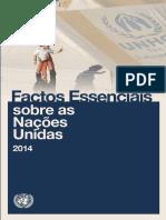Factos Essenciais Sobre as Naçoes Unidas (E-book) (ONU, 2014)