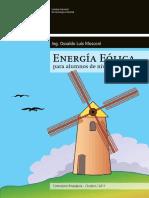 INTI-Energia Eolica Para Alumnos de Nivel Primario