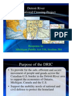 5 2010-04-29 DRIC.report.to.Legislature Director's.presentation