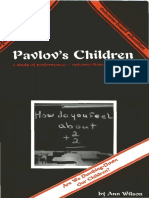 Ann Wilson - Pavlov_s Children - A Study of Performance-Outcome-Based Education