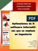 5 Aplicaciones para la ingeniería