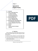 Indian english literature pdf