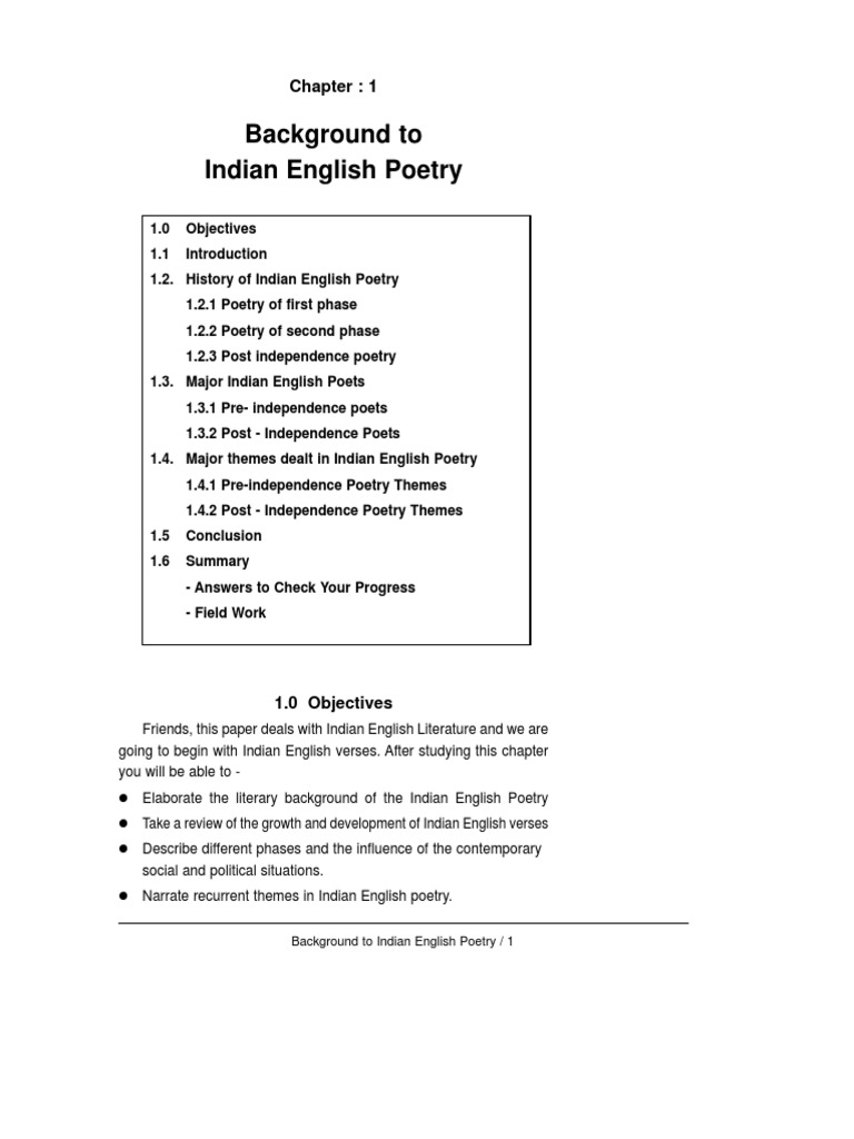 Indian english literature pdf poetry rabindranath tagore fandeluxe Choice Image