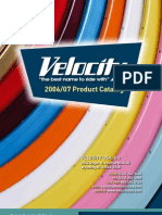 2006/7 Velocity Bicycle Catalog
