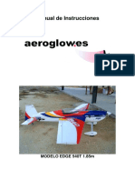 Manual Aeroglowedge