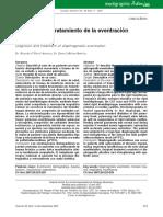 Diagnóstico y Tratamiento de La Eventración Diafragmática Traumatica