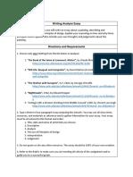 edsc 304 assessment written analysis essay