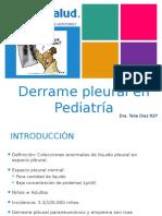 Neumonia, Derrame Pleural