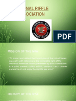 national riffle association ppt