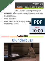u5- autopsy