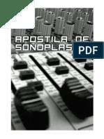 Apostila_Sonoplastia