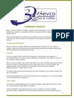 Bevco Profile 1