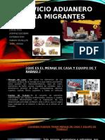 Para Migrantes Expocicion de Comercio Internacional