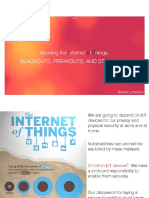 Abusing the Internet of Things - Nitesh Dhanjani