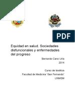 Dr. Cano - Equidad en Salud