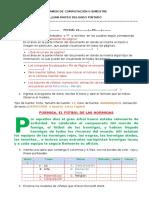 examen 3ERO primaria
