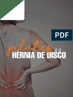 Pilates na Hérnia de Disco