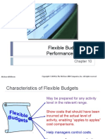 Flexible Budget and Performance Analysis