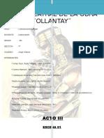 ACTO III