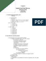 Bar 2015 Labor Law Coverage